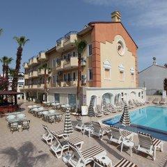 Fidan Apart Hotel 3* Номер Делюкс с различными типами кроватей фото 3