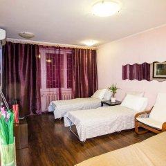 Апартаменты Funny Dolphins Apartments VDNKH Апартаменты с различными типами кроватей фото 9