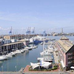 Отель La Superba Rooms & Breakfast Генуя приотельная территория фото 2