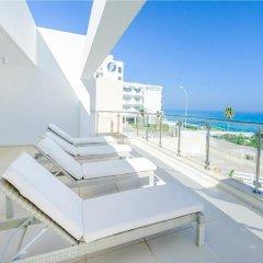 Отель Oceanview Villa 100 Кипр, Протарас - отзывы, цены и фото номеров - забронировать отель Oceanview Villa 100 онлайн балкон