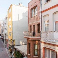 Отель Ortakoy Aparts & Suites балкон