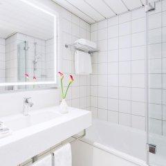 Отель NH Collection Berlin Mitte Am Checkpoint Charlie 4* Стандартный номер с разными типами кроватей фото 26