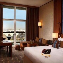 Отель Yas Island Rotana 4* Стандартный номер с различными типами кроватей фото 2