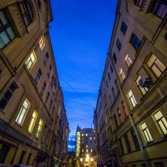 Гостиница СПБ Ренталс Апартаменты Эконом с разными типами кроватей фото 8