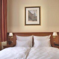 Отель City Pension 4* Стандартный номер с различными типами кроватей фото 13
