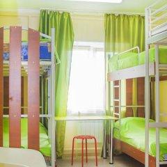 Хостел Миллениум Кровать в женском общем номере с двухъярусными кроватями фото 4