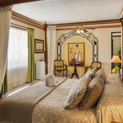 Hotel Casa del Balam 3* Люкс с различными типами кроватей фото 6