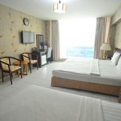 Holiday Hotel Люкс с различными типами кроватей фото 3