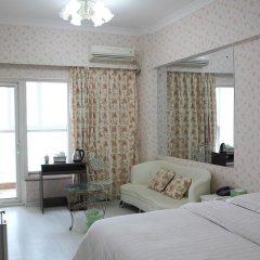 Отель Xiamen Haiwan Dushi ApartHotel Китай, Сямынь - отзывы, цены и фото номеров - забронировать отель Xiamen Haiwan Dushi ApartHotel онлайн комната для гостей фото 5