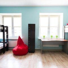 Like Hostel Tula Кровать в общем номере с двухъярусной кроватью фото 7