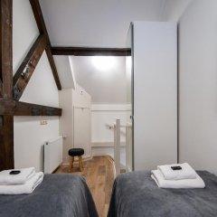 Отель Plantage Garden Apartments Нидерланды, Амстердам - отзывы, цены и фото номеров - забронировать отель Plantage Garden Apartments онлайн комната для гостей фото 3