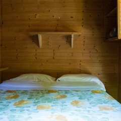 Отель Seven Hills Village Номер с общей ванной комнатой с различными типами кроватей (общая ванная комната)