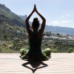 Отель EcoTara Canary Islands Eco-Villa Retreat фитнесс-зал