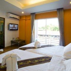 Отель Korbua House 3* Стандартный номер с различными типами кроватей фото 2