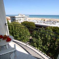 Residence Hotel Angeli Римини балкон
