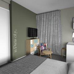 InnCity Hotel by Picnic 3* Стандартный номер с различными типами кроватей фото 7