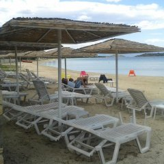 Отель Haus Platanos пляж фото 2