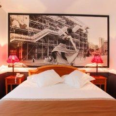 Отель Hôtel Atelier Vavin 3* Стандартный номер с различными типами кроватей фото 11