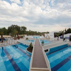 Отель Kirman Sidemarin Beach & Spa - All Inclusive бассейн фото 3