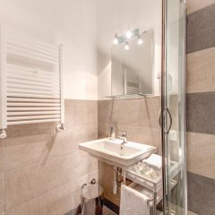 Отель Biancoreroma B&B Италия, Рим - отзывы, цены и фото номеров - забронировать отель Biancoreroma B&B онлайн ванная