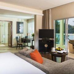 Отель Crowne Plaza Phuket Panwa Beach 5* Стандартный номер с двуспальной кроватью фото 16