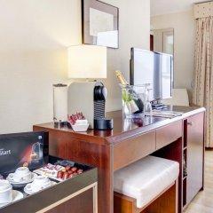 Отель Menorca Patricia 3* Люкс с различными типами кроватей фото 4