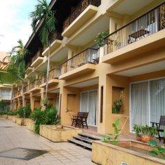 Отель Villa Thongbura 3* Студия с различными типами кроватей фото 14