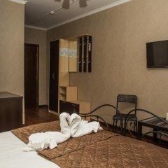 Мини-Отель Уют Номер Делюкс с различными типами кроватей фото 9
