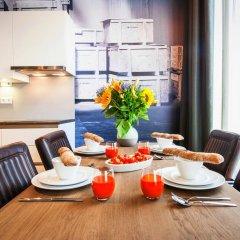 Апартаменты Yays Oostenburgergracht Concierged Boutique Apartments питание фото 2