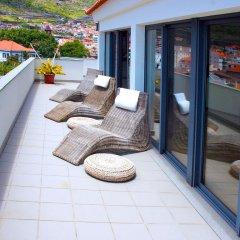 Отель V.I.P. Baia балкон