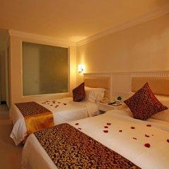 Отель Sanya Jinglilai Resort комната для гостей фото 3