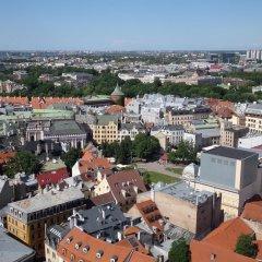 Отель Old Town Riga балкон