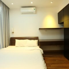 Отель Condotel Ha Long Апартаменты с различными типами кроватей фото 4