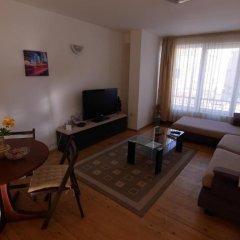 Отель Donche Apartment Болгария, Пловдив - отзывы, цены и фото номеров - забронировать отель Donche Apartment онлайн комната для гостей фото 4