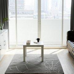 Апартаменты New Apg Apartments Бангкок комната для гостей фото 4