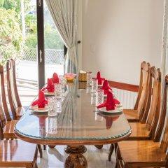 Отель Anh Nhung Guesthouse питание