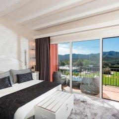 Sallés Hotel Mas Tapiolas 4* Стандартный номер с двуспальной кроватью фото 14