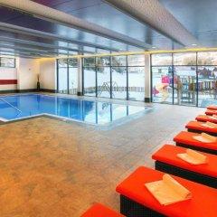 Отель Sunny Австрия, Хохгургль - отзывы, цены и фото номеров - забронировать отель Sunny онлайн бассейн фото 2