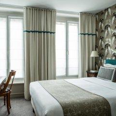 Отель Hôtel Parc Saint Séverin 4* Стандартный номер с различными типами кроватей фото 7