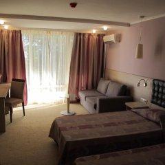 Отель Сенди Бийч 3* Улучшенный номер с различными типами кроватей фото 6
