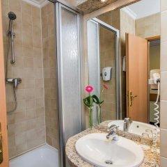 Erzsebet Hotel City Center 3* Стандартный номер с различными типами кроватей фото 7
