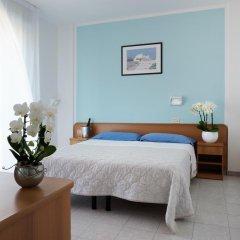 Отель Emilia Италия, Римини - отзывы, цены и фото номеров - забронировать отель Emilia онлайн комната для гостей фото 2