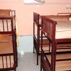 Jinda Hostel Кровать в общем номере с двухъярусной кроватью фото 3