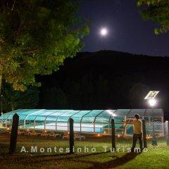 Отель A. Montesinho Turismo бассейн фото 2