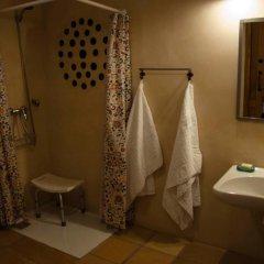 Отель Aparthotel Biosostenible JardÍn Del RÍo Cuervo Трагасете ванная фото 2