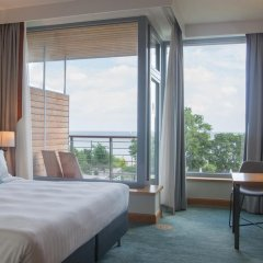 Отель Sopot Marriott Resort & Spa комната для гостей фото 5