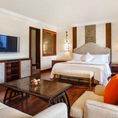 Отель The Laguna, a Luxury Collection Resort & Spa, Nusa Dua, Bali 5* Студия Делюкс с различными типами кроватей фото 4