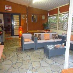 Отель Fare D'hôtes Tutehau интерьер отеля фото 2