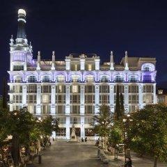 Отель ME Madrid Reina Victoria 4* Люкс разные типы кроватей фото 2