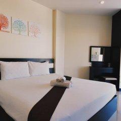 Отель Glory Place Hua Hin 3* Улучшенный номер с различными типами кроватей фото 5